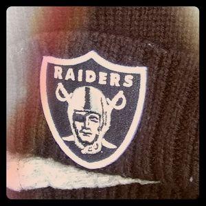 Raiders Beanie